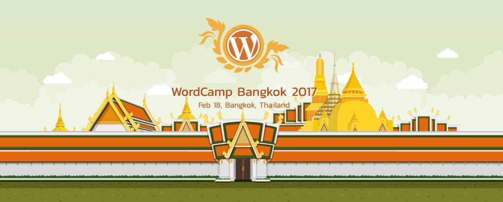 WordCamp Bangkok 2017